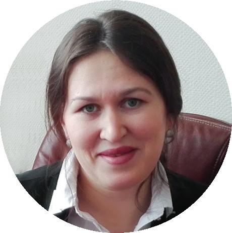 менеджер по рекламе Лидия Дошакова